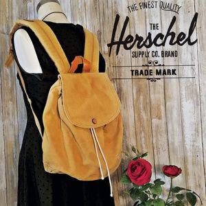 Herschel Supply Co distressed backpack knapsack